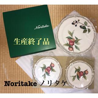 【新品・廃盤品】Noritake「ロイヤルオーチャード9416」(廃盤品) 3枚