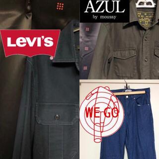 アズールバイマウジー(AZUL by moussy)の[超お得]古着三点セット のち一品は新品(Tシャツ/カットソー(七分/長袖))