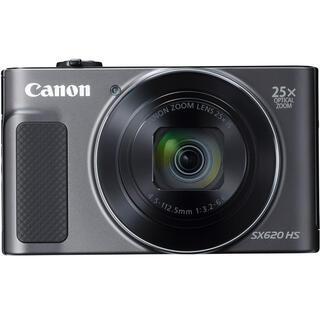 Canon - Canon コンパクトデジタルカメラ ブラック PSSX620HSBK