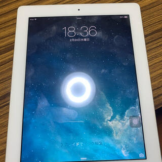 iPad - ipad2 16G ホワイト Wi-Fi