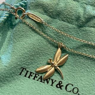 Tiffany & Co. - 【新品・未使用】ドラゴンフライ ネックレス