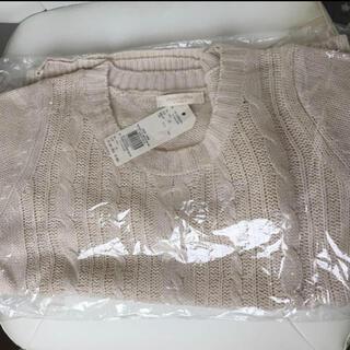 ショコラフィネローブ(chocol raffine robe)のchocol raffine robe セーター(ニット/セーター)
