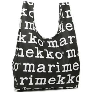 marimekko - ★新品★マリメッコ  エコバッグ   ロゴ
