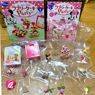 リーメント★ミニーマウス ラブリーケーキパーティー★1.カップケーキパーティー
