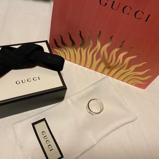 Gucci - gucci ゴーストシルバーリング 18号