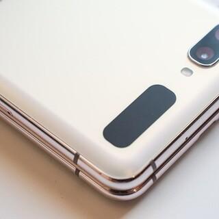 ギャラクシー(Galaxy)のGalaxy Z Flip 5G 韓国版 256GB SIMフリー ホワイト(スマートフォン本体)