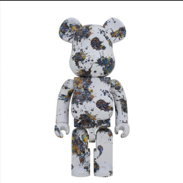 MEDICOM TOY(メディコムトイ)のBE@RBRICK SPLASH 1000% ハンドメイドのおもちゃ(フィギュア)の商品写真