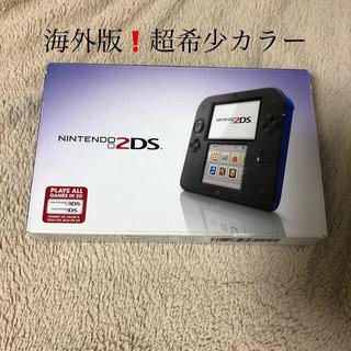 ニンテンドー2DS(ニンテンドー2DS)のニンテンドー2ds 海外版(携帯用ゲーム機本体)