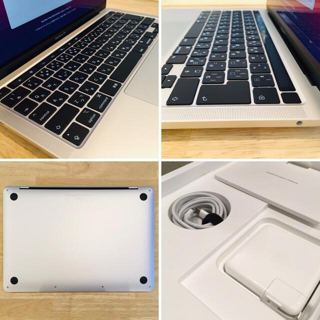 Mac (Apple)(マック)の【保証あり/美品】MacBook Pro 13インチ 2020 スマホ/家電/カメラのPC/タブレット(ノートPC)の商品写真