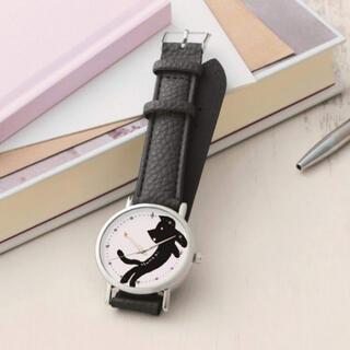 ツモリチサト(TSUMORI CHISATO)のクックパッドプラス 2021年冬号 【付録】ツモリチサト キラネコの腕時計 (腕時計)