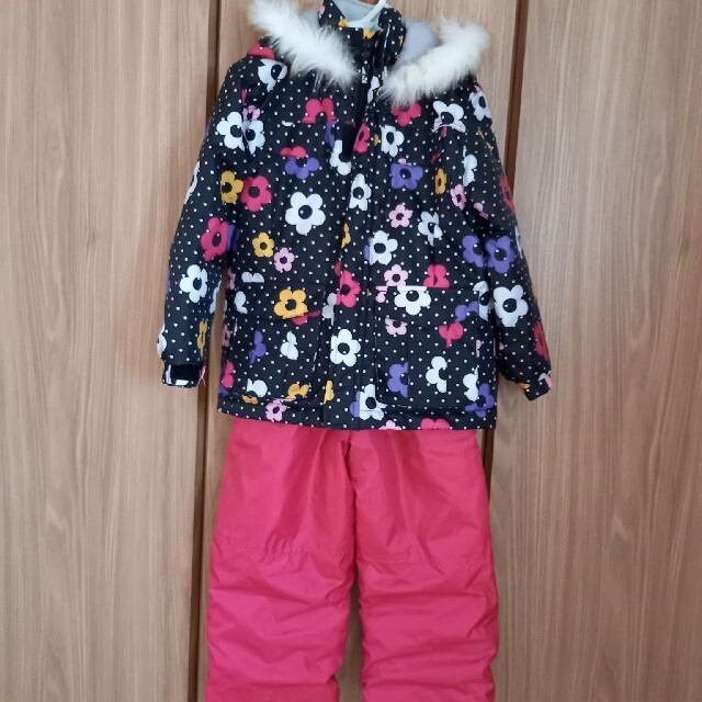 スキーウェア120☆女の子 スポーツ/アウトドアのスキー(ウエア)の商品写真