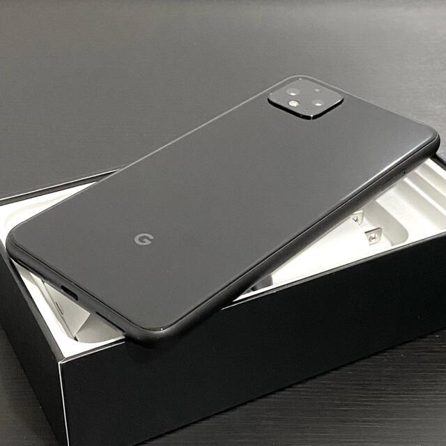 Google Pixel(グーグルピクセル)の期間限定価格|中古品|Google Pixel 4 XL 64gb スマホ/家電/カメラのスマートフォン/携帯電話(スマートフォン本体)の商品写真