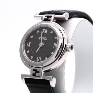 FENDI - 【FENDI】フェンディ 時計 '2700L' 8Pダイヤモンド ☆極美品☆