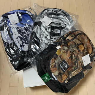 Supreme - supreme the north face backpack 3点セット
