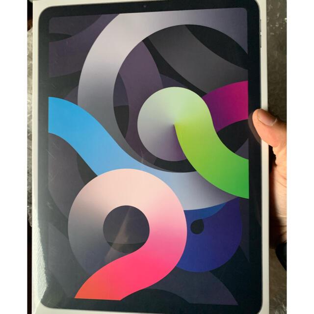 iPad(アイパッド)のiPad AIR4 WiFiモデル 256GB スペースグレー スマホ/家電/カメラのPC/タブレット(タブレット)の商品写真