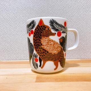 marimekko - マリメッコ ケトゥンマルヤ マグカップ