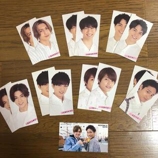 ジャニーズWEST - ジャニーズWEST データカード デタカ 厚紙生カード 15枚セット