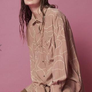 BEAUTY&YOUTH UNITED ARROWS - 【新品】MAISON SPECIAL アブストラクトプリントシャツ メゾン