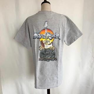 サンタモニカ(Santa Monica)のHARD ROCK CAFE ハードロックカフェ サイパン ロゴTEE (Tシャツ/カットソー(半袖/袖なし))