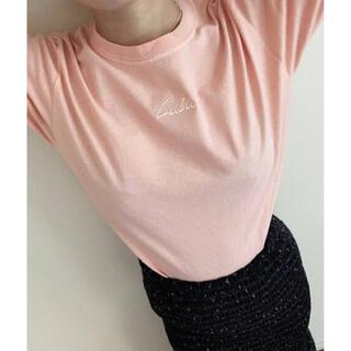 エディットフォールル(EDIT.FOR LULU)の新品EDIT.FOR LULU×FRUIT OF THE ROOM 別注Tシャツ(Tシャツ/カットソー(半袖/袖なし))