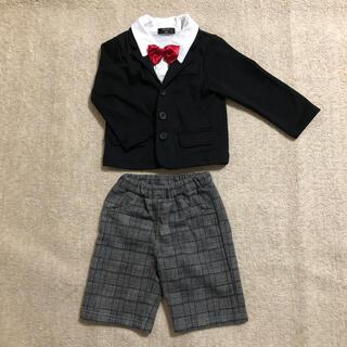 西松屋 - セットアップ キッズフォーマル 入園式 卒園式 上下 100センチ