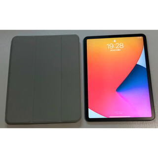 Apple - ★カバー付★ iPad pro 11インチ 2020 Wi-Fi 128GB