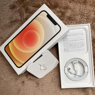 iPhone - iPhone12 ホワイト 256