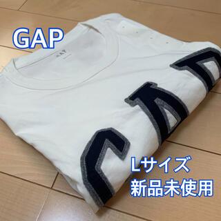 GAP - 新品未使用 GAP ロゴT Lサイズ