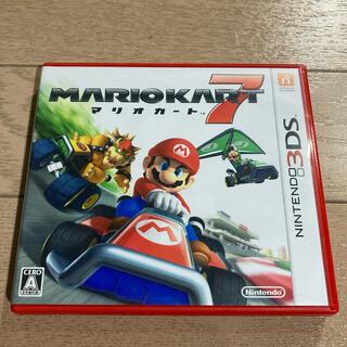 ニンテンドー3DS(ニンテンドー3DS)のマリオカート7 3DS(携帯用ゲームソフト)