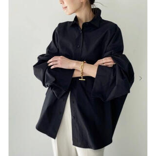 L'Appartement DEUXIEME CLASSE - L'Appartement GENTLEWOMAN SHIRT 黒