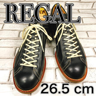 REGAL - 【SALE】REGAL リーガル スタンダード スニーカー ネイビー