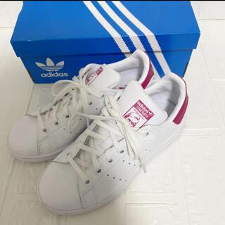 adidas - adidas アディダス STAN SMITH J スタンスミス B32703