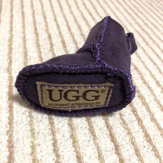 アグ(UGG)のUGG キーリング(キーホルダー)