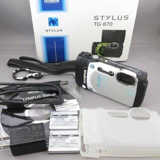 OLYMPUS - オリンパス TG-870