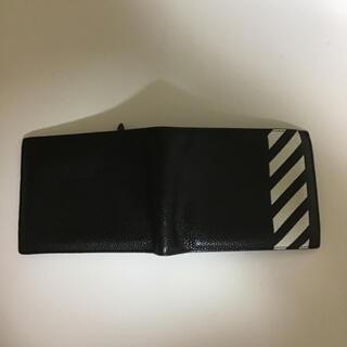 オフホワイト(OFF-WHITE)のOff-White 二つ折り財布(折り財布)