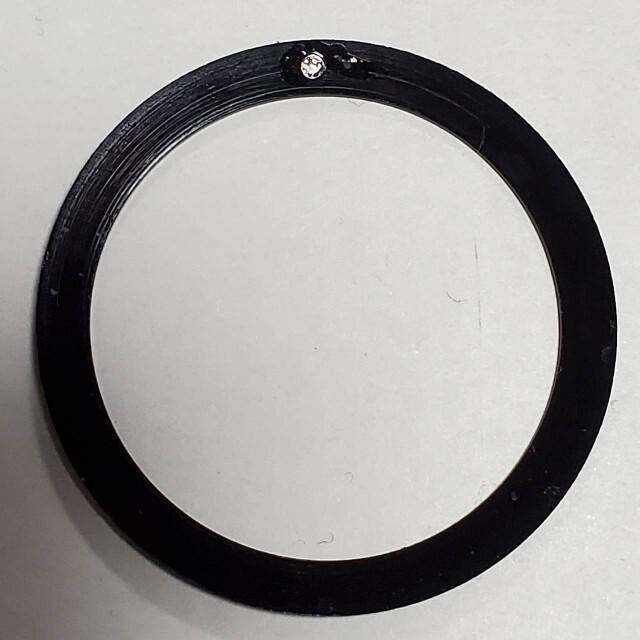 ROLEX(ロレックス)の良品!!旧黒サブ用のベゼルプレート メンズの時計(その他)の商品写真