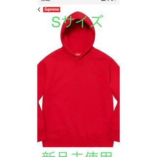 Supreme - シュプリームLazerCut S Logo Hooded Sweatshirt