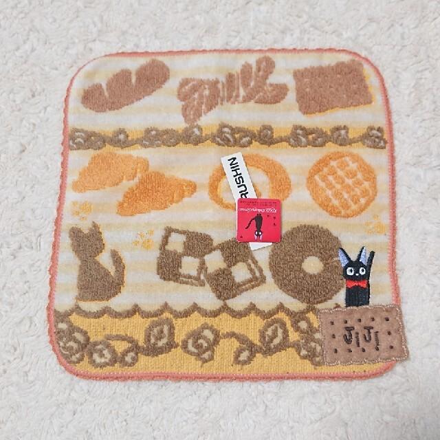 ジブリ(ジブリ)の《未使用》ジブリ タオルハンカチ3枚セット レディースのファッション小物(ハンカチ)の商品写真