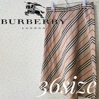 BURBERRY BLUE LABEL - Burberry London バーバリーロンドン スカート レディース