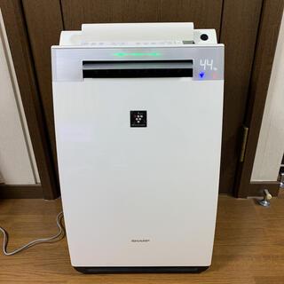 SHARP - SHARP KI-EX75-W シャープ 加湿空気清浄機 プラズマクラスター