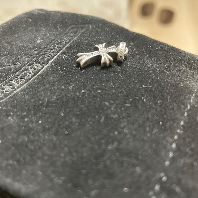 Chrome Hearts(クロムハーツ)のクロムハーツ   ベビーファット パヴェダイヤ 純正8石 ネックレス 正規品 メンズのアクセサリー(ネックレス)の商品写真