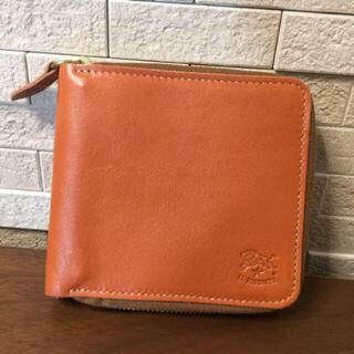イルビゾンテ(IL BISONTE)の新品 定価37000円 イルビゾンテ  二つ折り財布(財布)