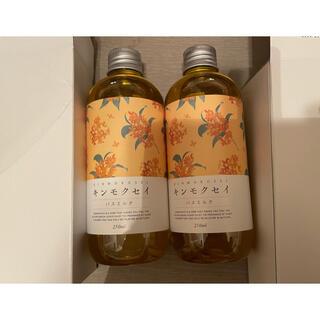 セイカツノキ(生活の木)の生活の木 キンモクセイ バスミルク 250ml 2本セット 未使用 きんもくせい(入浴剤/バスソルト)