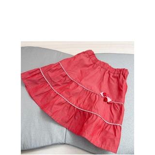 familiar - ファミリア  現行品 スカート  110