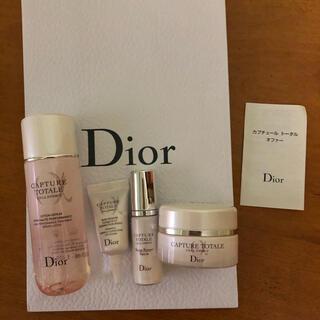 Christian Dior - 新品 Dior カプチュールトータル セル エナジー  セット
