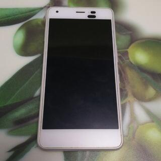 キョウセラ(京セラ)の京セラ Android One S4 ワイモバイル (ジャンク)(スマートフォン本体)