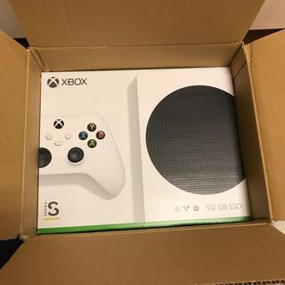 エックスボックス(Xbox)の【即日発送】xbox series S  本体(家庭用ゲーム機本体)