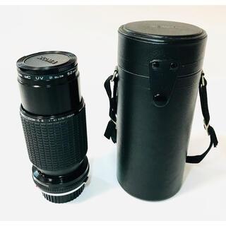 シグマ(SIGMA)のSIGMA ZOOM-K II f=70-210mm F4.5 ケース付き(デジタル一眼)