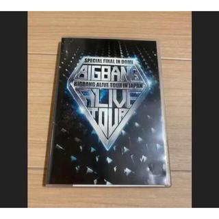 ビッグバン(BIGBANG)のBIGBANG ALIVE TOUR 2012 IN JAPAN(ミュージック)