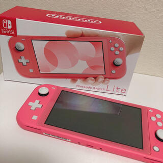 Nintendo Switch - Nintendo Switch Lite コーラルピンク